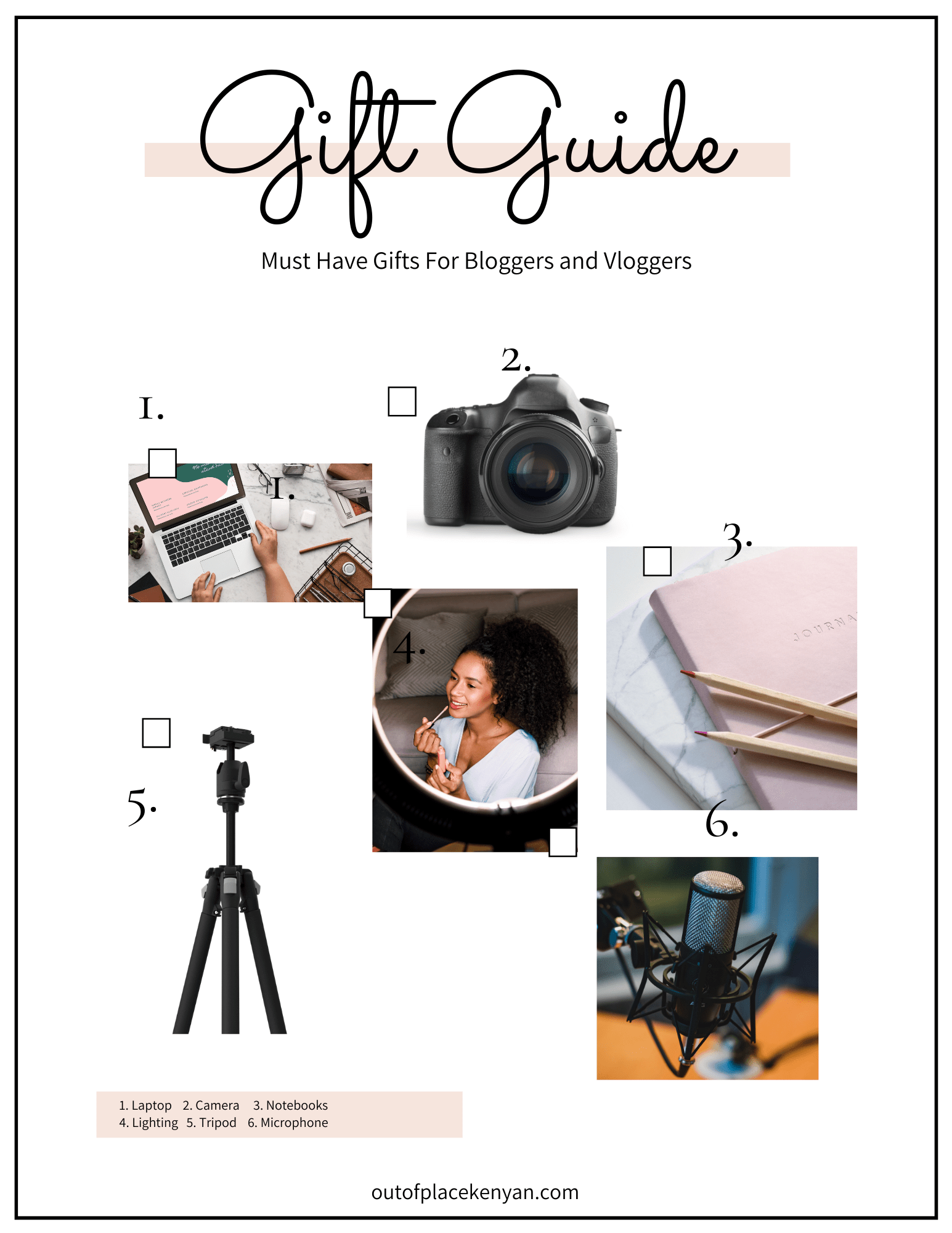 Are you stuck on what to get a creative in your life..well I have some ideas that they will love
