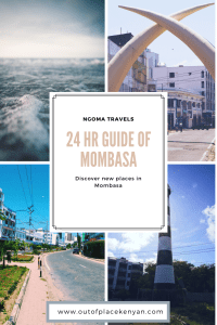 Experience One Kenyan Coastal Cities, Mombasa with this ultimate travel guide of what to do in 24 Hours