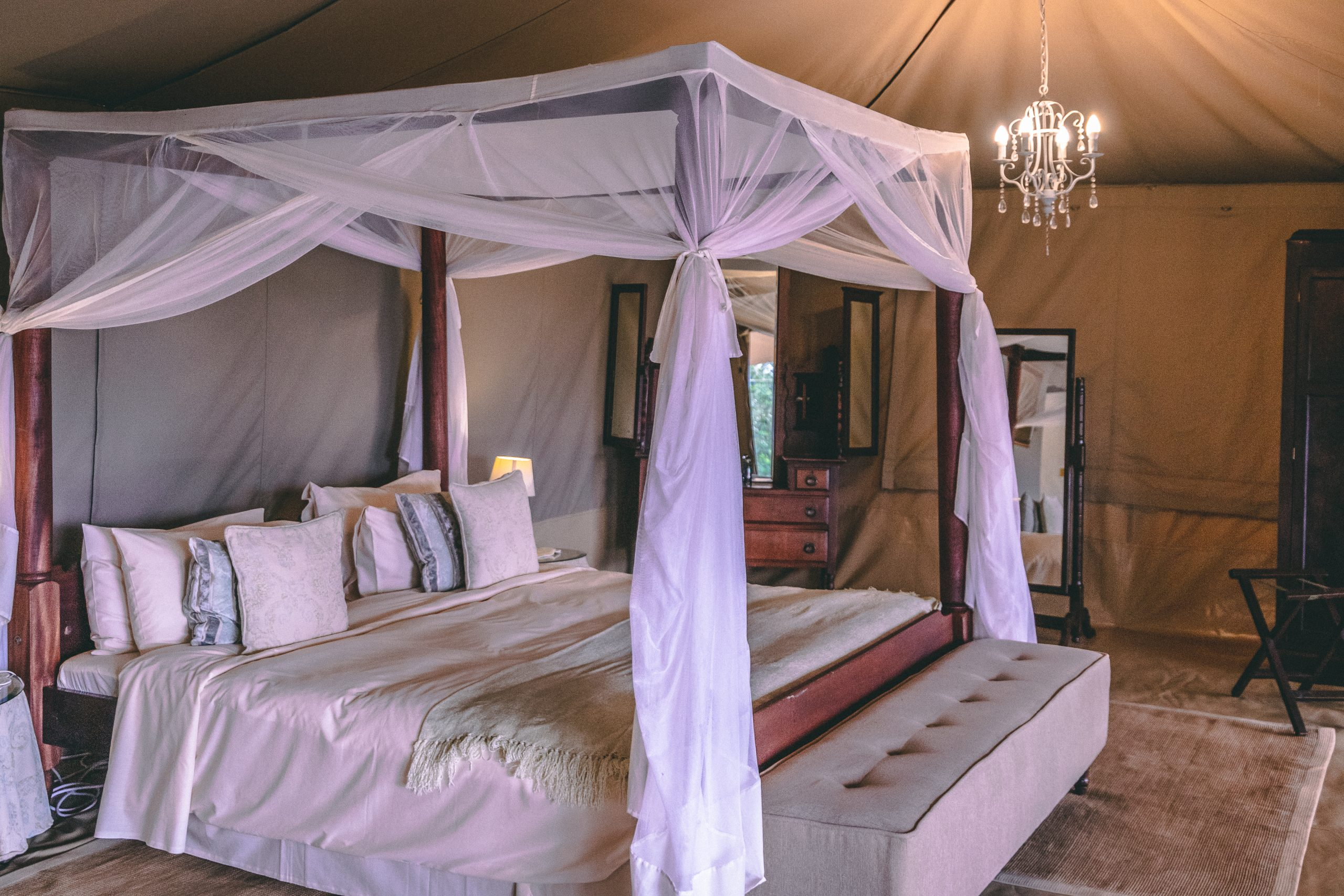 Massai Mara and Stay at Cottar's 1920's Camp. Read about my experience first time sleeping in a tent