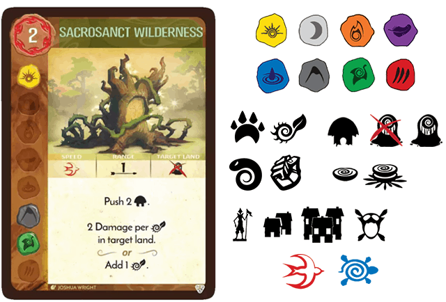 The UX Design of Board Games, Part 2: Icons 6