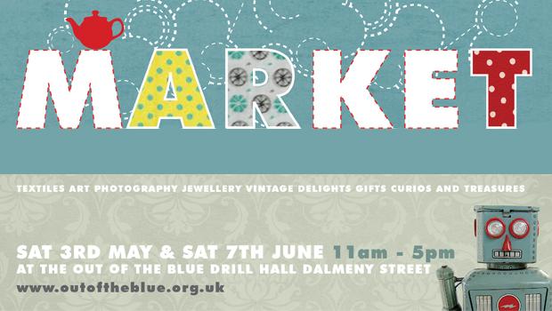 Arts Market May 2014 Flyer