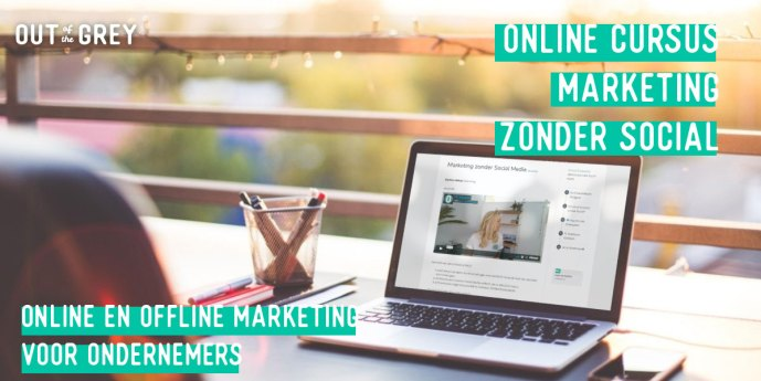 marketing zonder social media