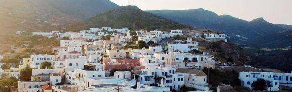 Chora, Kythera's capital
