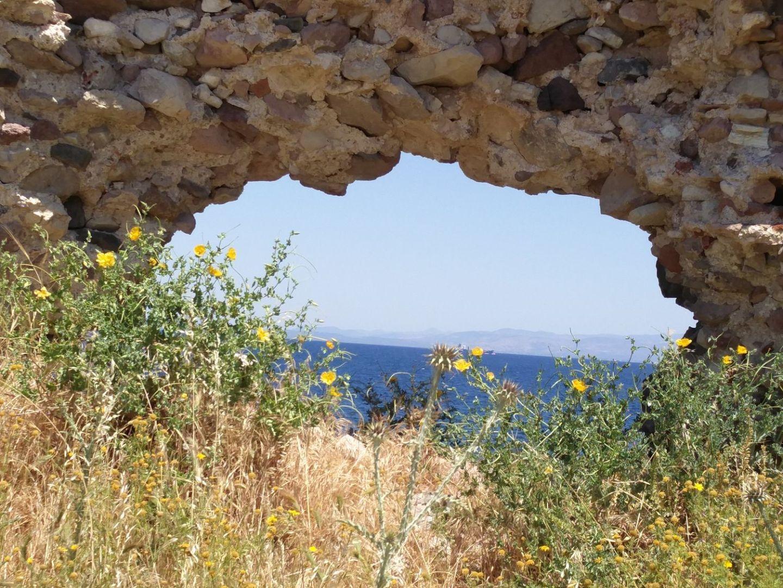 Flying Solo to Lesvos: Mytilini