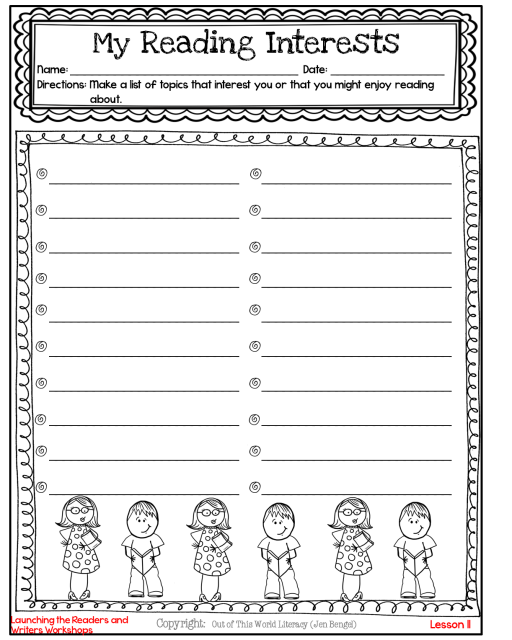 http://www.teacherspayteachers.com/Product/FreebieDiscover-Your-Students-Reading-and-Writing-Interests-1125884