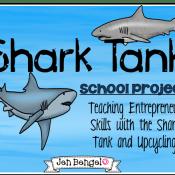 Shark Tank Upcycling Project