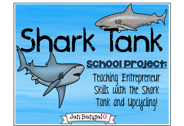 Shark Tank Upcycling Project