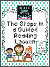 Guided Reading Curriculum