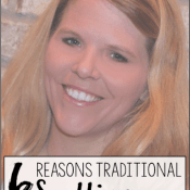 Day One: 6 Reasons Traditional Spelling Does Not Work