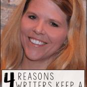 Day Eighteen: 4 Reasons Writers Keep a Writer's Notebook