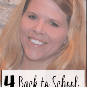 Day Ten: 4 Back to School Sanity-Saving Tips