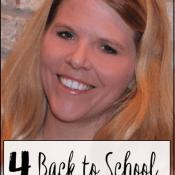 Day Ten: 4 Back to School Sanity-Saving Tips