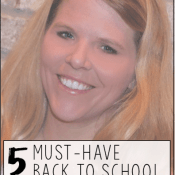 Day Sixteen: 5 Must-Have Back to School Anchor Charts