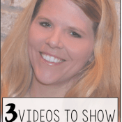 Day Nineteen: 3 Videos to Show Young Writers