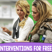 Try Reading Interventions for Free!