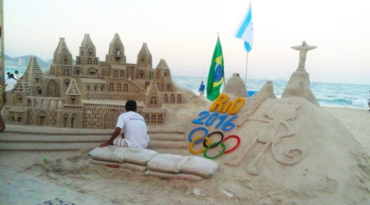 Rio 2016 Copacabana