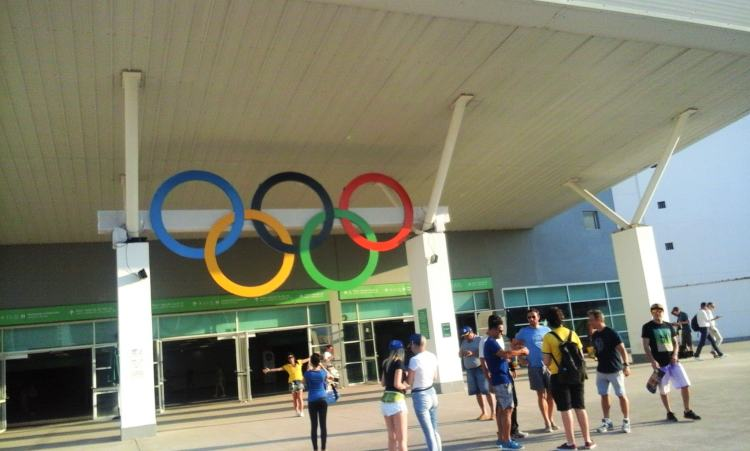 Rio 2016 Olympic Rings
