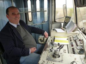 Train Serbia