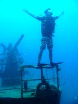 Divemaster Trainee