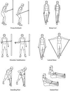 Elastic Bands Exercises