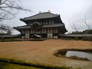 Templo Todaiji em Nara