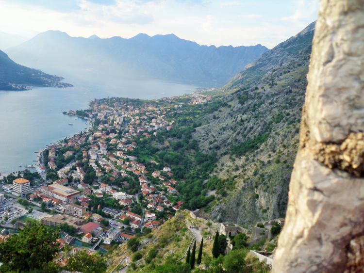 Baía da Kotor, Montenegro