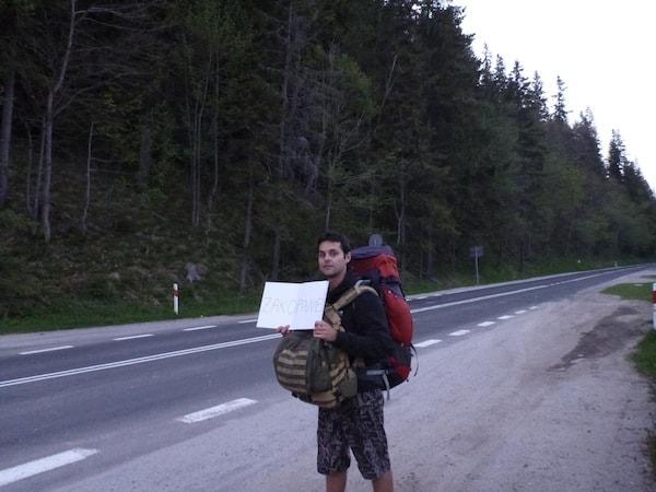 Hitchhike