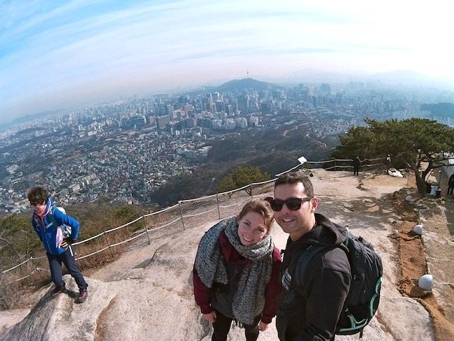 Inwangsan Mountain