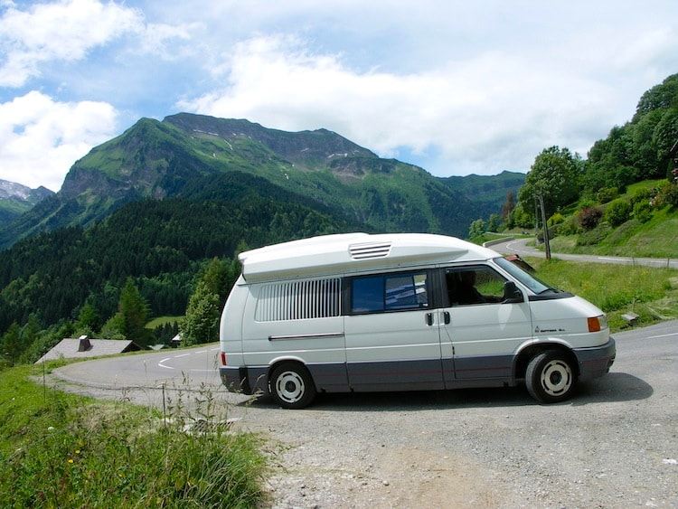 La Route des Grandes Alpes – França