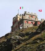 Stelvio Pass – Italy Swiss border