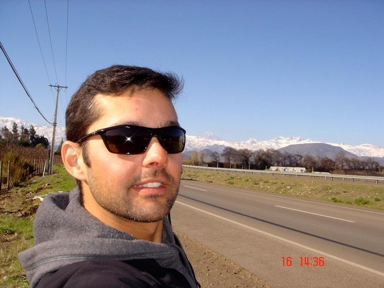 A Estrada dos Andes – Chile/Argentina