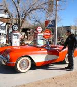 Route 66 Old Gas Station