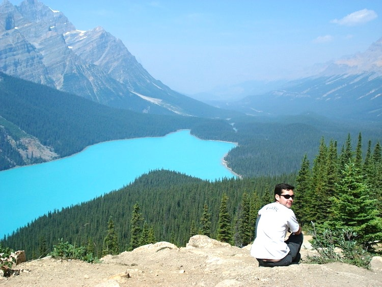 Icefields Parkway – Canada lakes