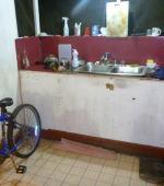 Airbnb kitchen Palau Koror