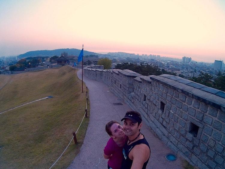 Fortaleza Hwaseong e Suwon