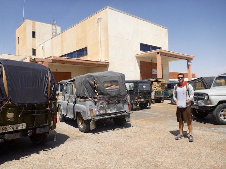 Jeeps Erlian Erenhot Zamiin Udd