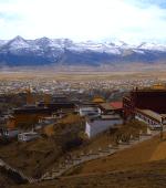 Litang Tibet Monastery
