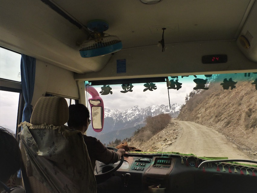 How to Get from Shangri-La to Litang in 1 Day
