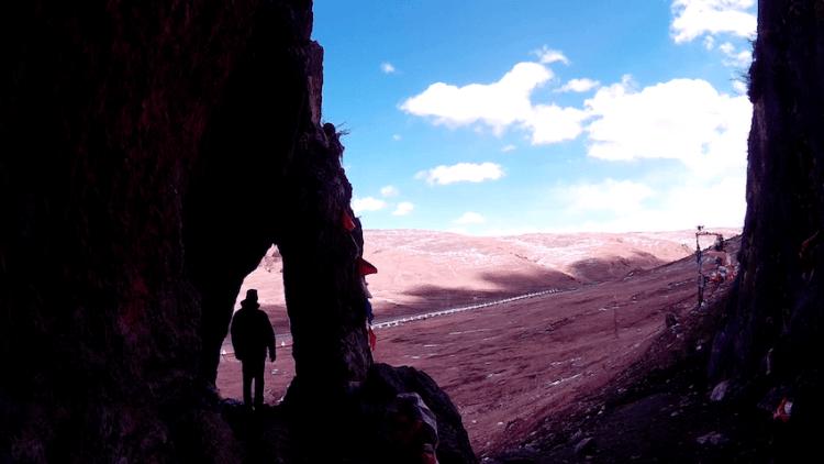 Holy Mountain Litang Tibet China