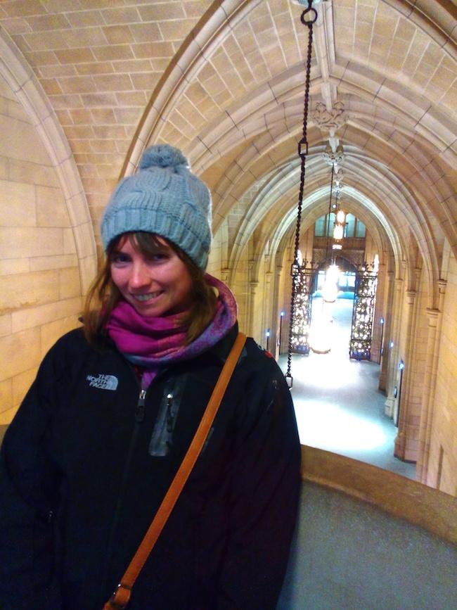 Dentro da Catedral do Ensinamento Pittsburgh