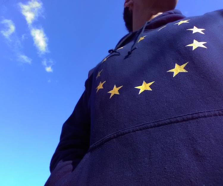 Blusa da União Europeia