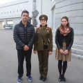Female Soldier North Korea