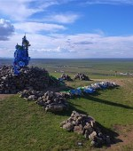 Stupa Karakorum