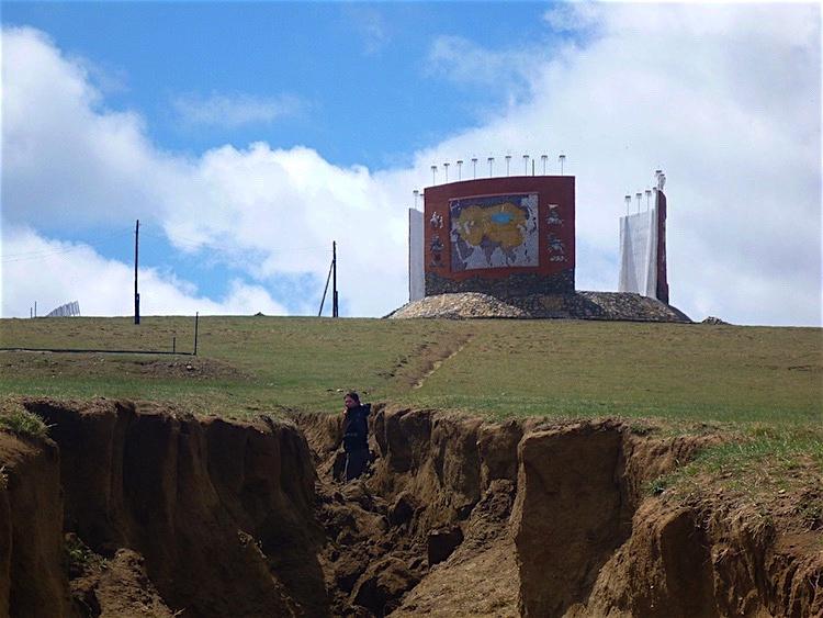 Monumento ao Rei Karakarum Mongolia