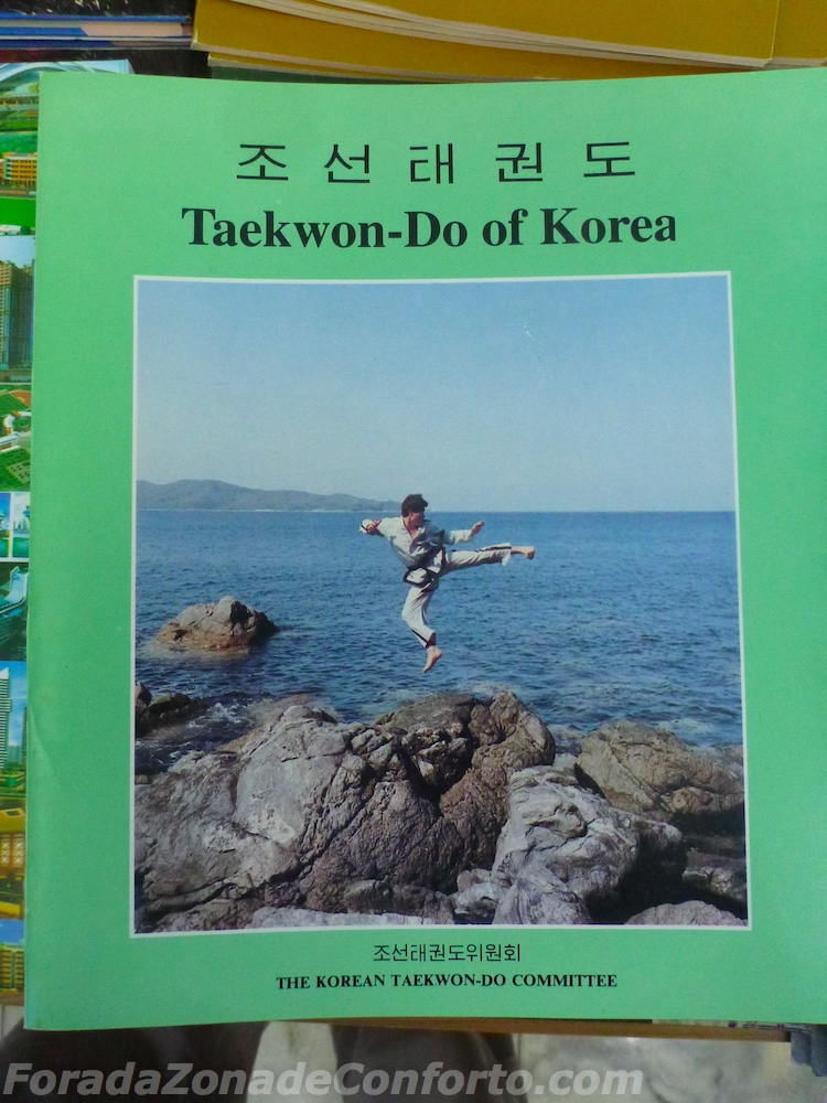 Livro de Taekwon-Do Coreia do Norte