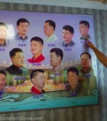 North Korea haircut choices