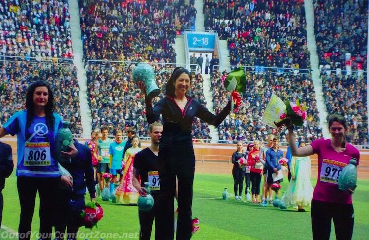 Winners 10k 2016 Pyongyang Marathon North Korea