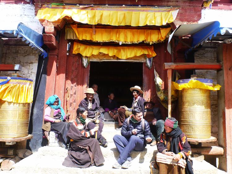 Budismo no Tibet