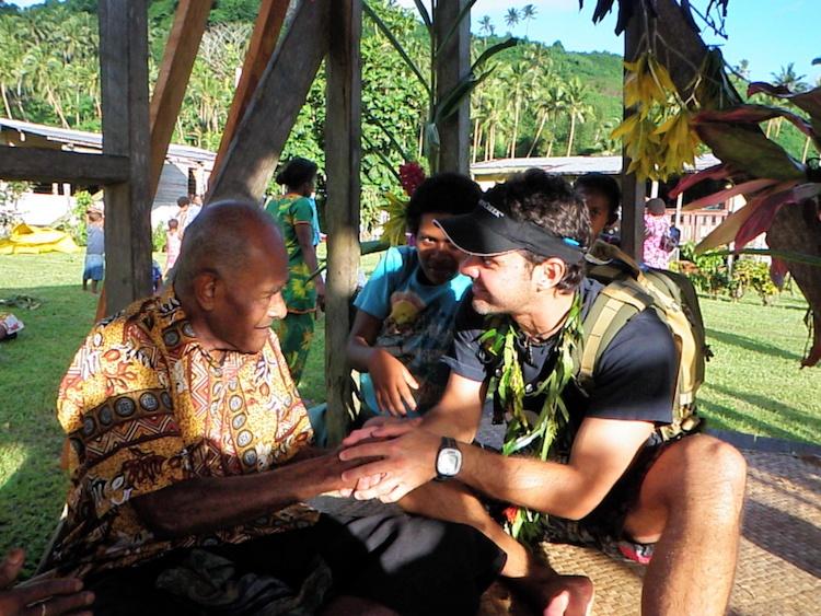 tribo em Fiji