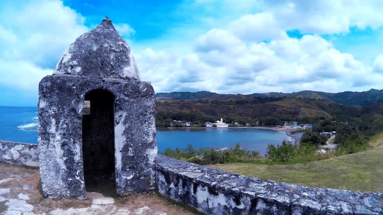Spanish Fortress Guam